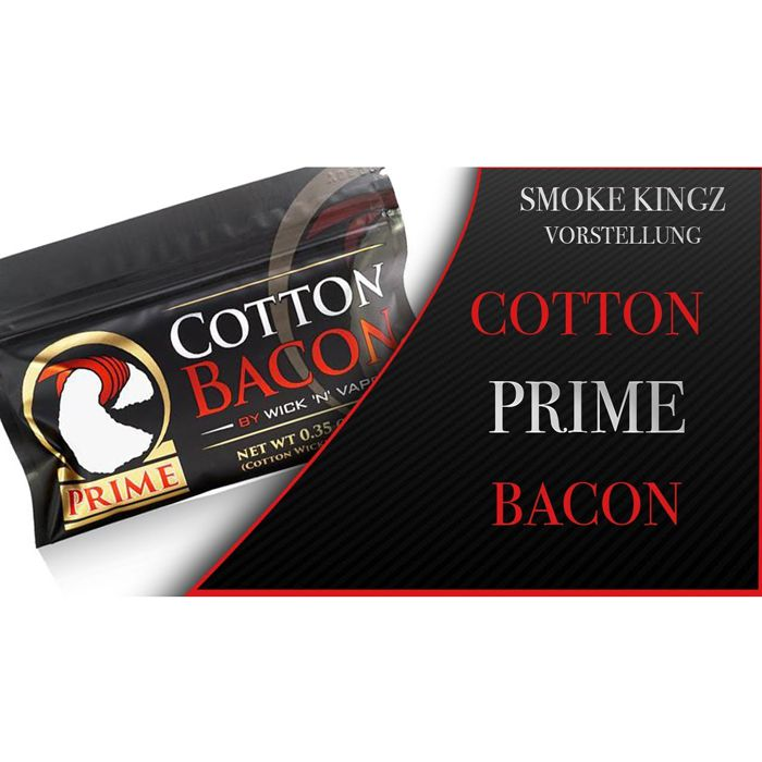 Bông cotton bacon prime